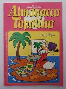 Almanacco-Topolino-272-Agosto-1979-Lire-600-Arnoldo-Mondadori-Editore