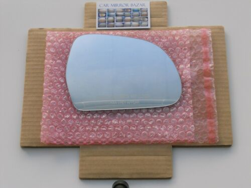 767R Mirror Glass for Audi A3 A4 A5 A6 A8 S5 S6 S8 Q3 Passenger Side View Right