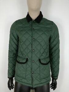 LEVI-039-S-GIACCA-TRAPUNTATA-Cappotto-Giubbotto-Giubbino-Jacket-Coat-Tg-M-Uomo