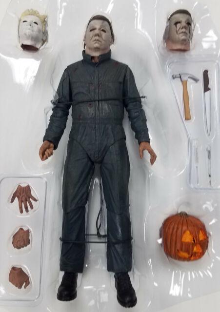 "NECA Halloween Michael Myers 7/"" Ultimate Action Figure 2018 Movie Collection NIB"