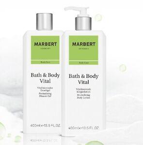 MARBERT-Bath-amp-Body-Vital-Bade-amp-Duschgel-400-ml-amp-Bodylotion-400-ml