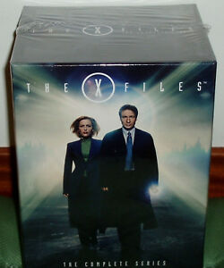 EXPEDIENTE-X-THE-X-FILES-1-10-TEMPORADAS-SERIE-COMPLETA-60-DVD-NUEVO-PRECINTADO