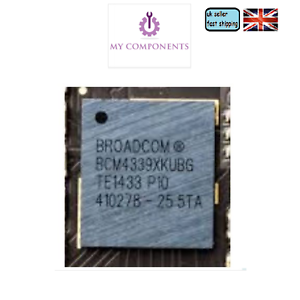 Details about Broadcom Samsung WiFi Module - BCM4339 HKUBG - IC Chip For  Smartphone / Tablets