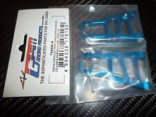 GPM TA5055 Triangles avant aluminium bleu TAMIYA TA05