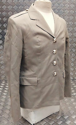 Genuine British WRAF Air Womans No 6 Dress Uniform Safari Tropical Jacket