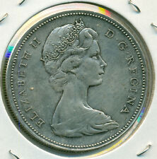 1967 CANADA SILVER DOLLAR, UNCIRCULATED, GREAT PRICE!
