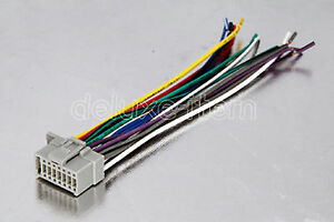 s l300 panasonic car stereo grey 16 pin car stereo radio wire wiring wiring harness car stereo at reclaimingppi.co