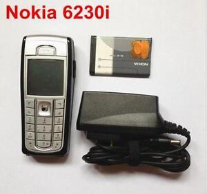 Image Is Loading Unlocked Nokia 6230i FM Radio Bar Cell Phone