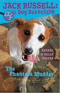 The-Phantom-Mudder-Jack-Russell-Dog-Detective-by-O-Book-condition-good