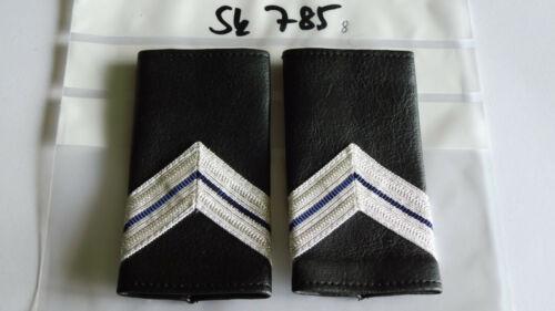 sk785 Niederlande Rangschlaufen Dienstgrad 2 Stück