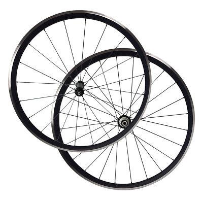 Kinlin XR300 Alloy Rim 700C 30mm Clincher Road Bicycle Front//Rear Rim 20//24 Hole