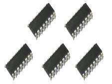 5x uln2003a Darlington 7 especializada transistor 500ma diodo para iundukt cargas.