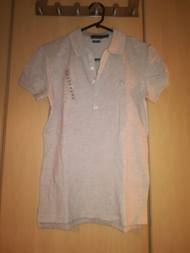 Polo slim damen Poloshirt Lauren T shirt gr fit Ralph nIB5Oq