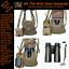 Hunting-Lanyard-Subalpine-amp-Coyote-GPS-Rangefinder-bino-harness-coiled-paracord thumbnail 20
