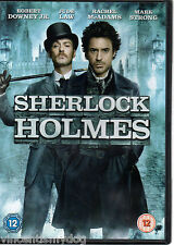 Sherlock Holmes (DVD, 2010) robert downey jr & jude law