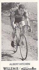 ALBERT HITCHEN Wielrennen WILLEM II Gazelle 60s Cyclisme Ciclismo Cycling vélo