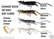 SAVAGE GEAR WHITE SILVER DP SPINNER PIKE BASS ZANDER FISHING LURE  40G