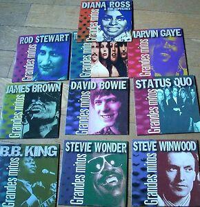 LOT-OF-10-CD-BEST-OF-BOWIE-KING-WONDER-WINWOOD-BROWN-STEWART-ROSS-GAYE-MAMAS