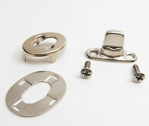 Common Sense Twist Lock Turn Double Studs and eyelets //washers- 10pk  Murphy