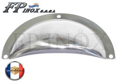 Passe cable 95x89mm inox 316 Aérateur Prise d/'air