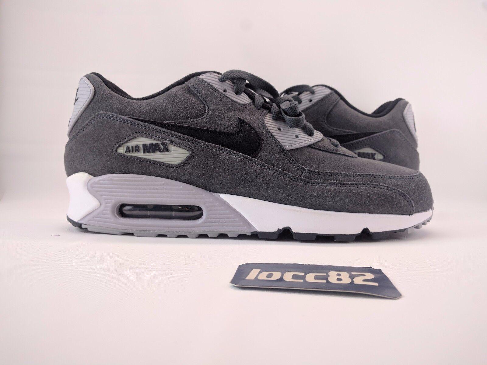 Nike Men's Air Max 90 Running shoes 11.5 [652980 012] am1 am90 am97 zero