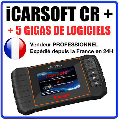 Valise appareil diagnostique pro multimarque en fran ais for Prix diagnostic garage