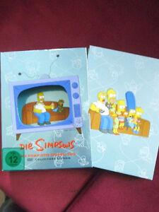 Die-Simpsons-Season-2-Collectors-Edition-TOP-ZUSTAND-im-Schuber