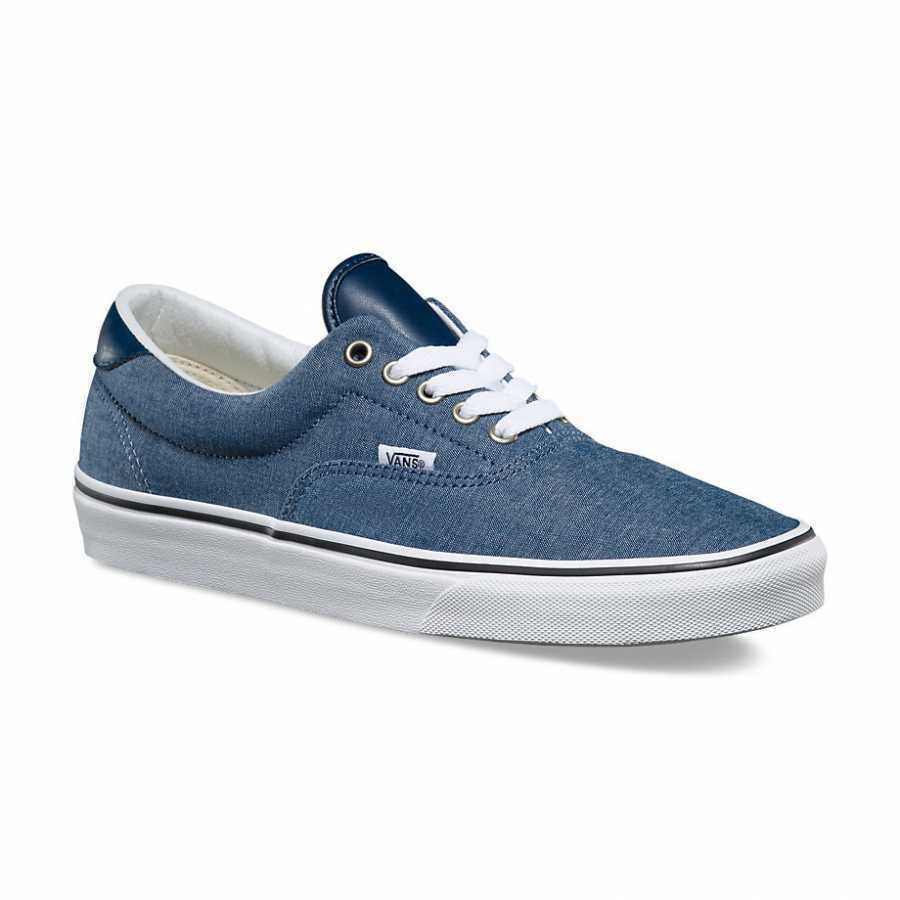 Los zapatos más populares para hombres y mujeres Scarpe Vans art. ERA 59 (C&L) col.jeans