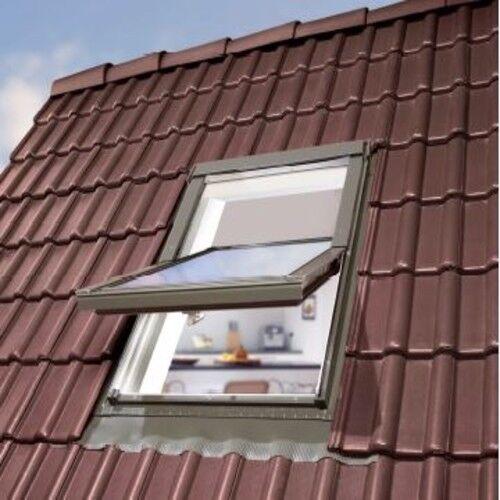 Eindeckrahmen SKY Dachfenster 55x78 66x118 78x118 78x140 SKYFENSTER ROLLO