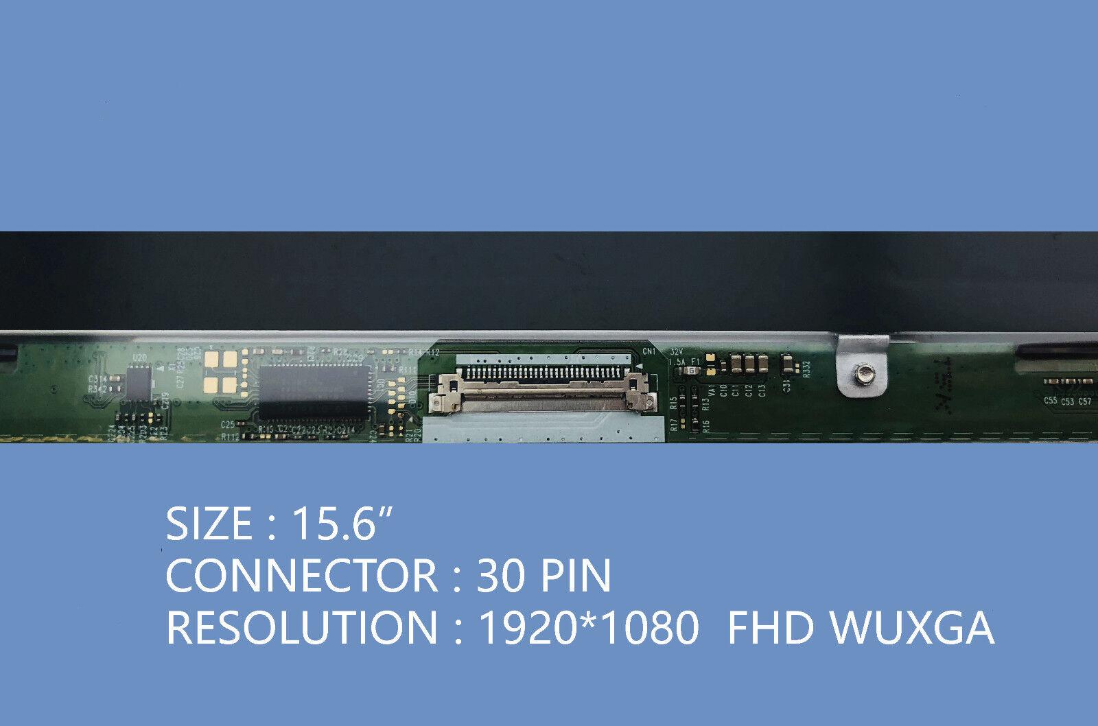 "HP Omen 15T-AX000 15T-AX200 15T-AX2XX 15.6/"" UHD 4K eDP LCD LED Screen Display"