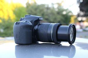 Подробные сведения о Монетный двор Canon 60D 18 0 Мп цифровая camerwith  75-300 мм и 18-55