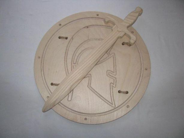 Roman Shield & sword,wooden,handmade,Eco friendly,gift idea,decoration