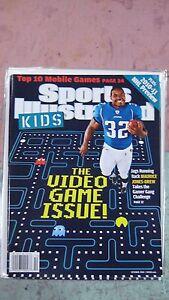 b7eacca2 Details about October 2010 Maurice Jones-Drew Jaguars Sports Illustrated  For Kids NO LABEL