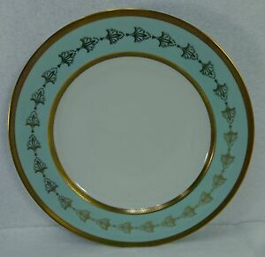 Image is loading ROYAL-TETTAU-china-EMPRESS-china-Dinner-Plate-9- & ROYAL TETTAU china EMPRESS china Dinner Plate - 9-7/8