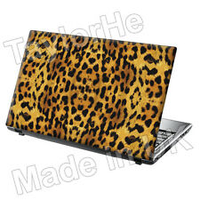 Laptop piel cubierta Notebook Sticker Decal Leopard Print