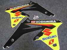 Suzuki RMZ450 08-16 One Industries Yoshimura copertura radiatore grafico RM2744