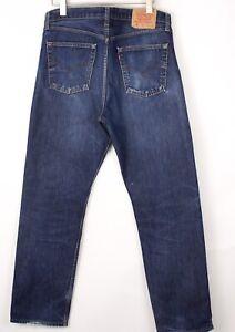 Levi's Strauss & Co Hommes 521 02 Droit Slim Jean Taille W40 L34 BDZ1127