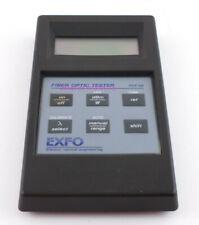 Exfo Fot 52 Fiber Optic Tester Front Half For Parts