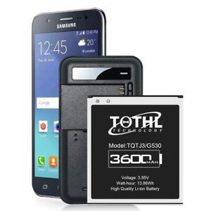 3600mAh-Slim-Battery-Charger-For-Samsung-Galaxy-Grand-Prime-SM-G530AZ-Cricket