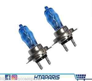 Lot Ampoule Blanche Effet Xenon H7 6000K 55w 12V (CE)  **LIVRAISON GRATUITE**
