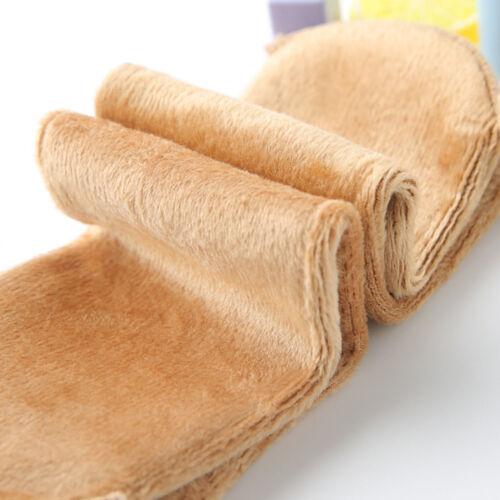 Hiver Chaud Épais Chaussettes Bottes de neige Thermique Doublure De Velours Mode
