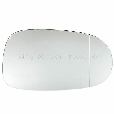 Right side Wing door mirror glass for Nissan Almera 2000-2006 also Tino