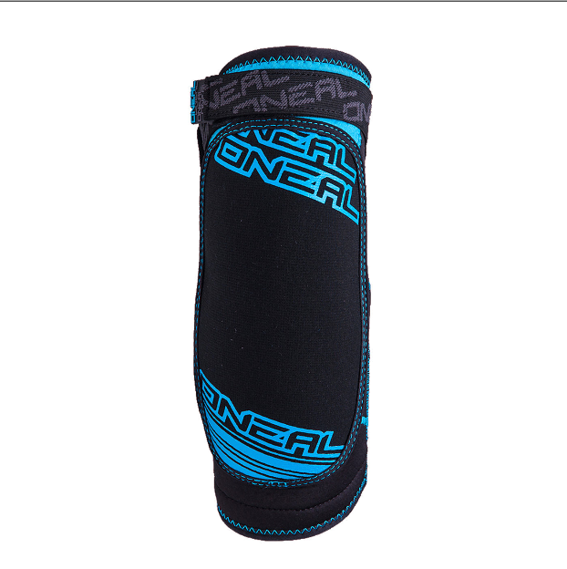 Ellbogen O'Neal Sinner Elbow Guard Farbe Schwarz-Blau Größe L