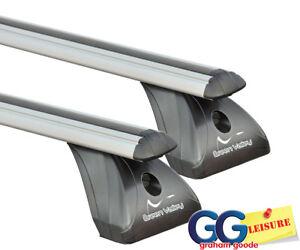 Green Valley Roof Rack Bars LockableVauxhall Astra 3//5dr Hatchback 2004-2009