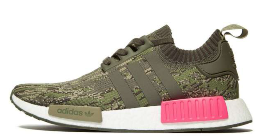 ADIDAS NMD_R1 UTILITY Hommes gris -SHOCK PINK BZ0222 Hommes UTILITY TRAINERS VARIOUS SIZES b58bac