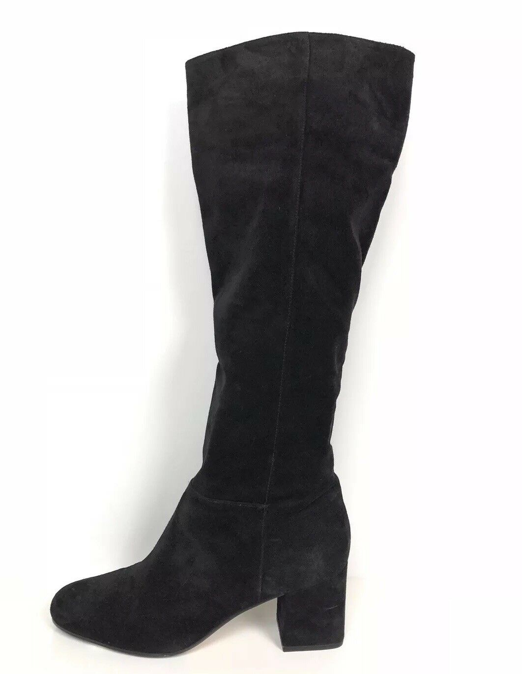 Via Spiga donna's Mellie Knee High High High stivali nero Suede Dimensione 9M 42b620