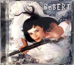CD-ALBUM-ROBERT-CELLE-QUI-TUE-MYLENE-FARMER-RARE-EXCELLENT-ETAT-COLLECTOR-2002