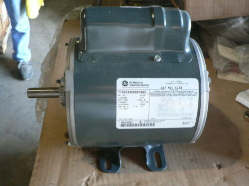 NEW GENERAL ELECTRIC GE 5KC49GN0010AX 115//230 1//2 HP GE C168