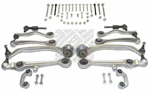 MAPCO Jeu de bras- suspension de roue Avant 59824/1HPS - Pièces Auto Mister Auto