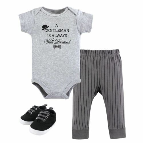 Pant and Shoe Set Well Dressed Little Treasure Boy Bodysuit